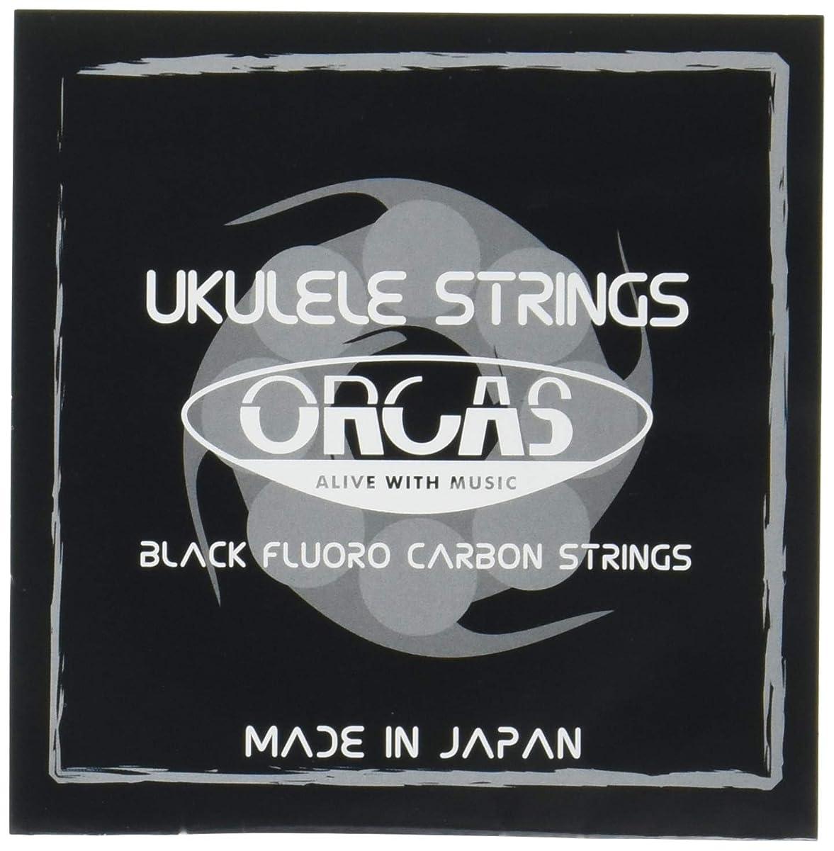 換気する忠実な告白する【ORCAS】 ウクレレ弦 Low-G単品 OS-30 TEN LG (テナー用)