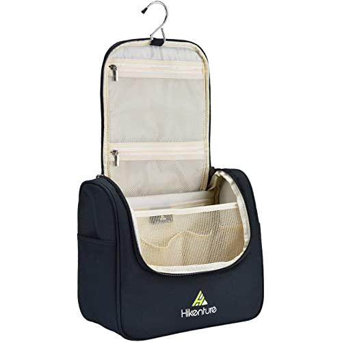 3a2431148fa9 Hikenture® Travel Toiletry Bag with Huge Capacity
