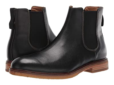 Clarks Clarkdale Gobi (Black Leather) Men