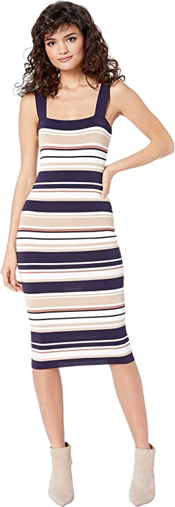 Multi Stripe Dress