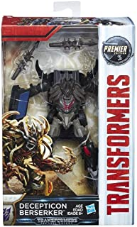 Hasbro Transformersnsformersthe Last Knight Premier Deception Berseerker Figure C0887