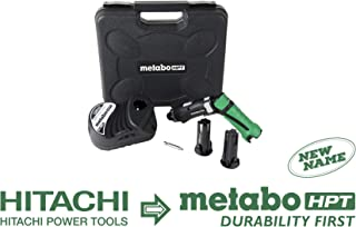 Best hitachi battery screwdriver Reviews