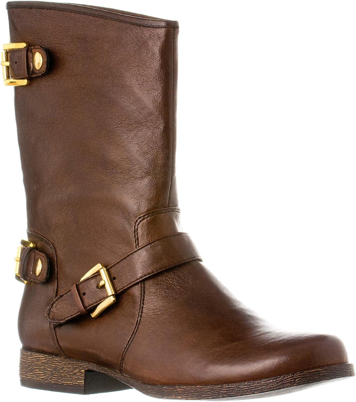 Steve Madden Women's Enngage Leather Boots
