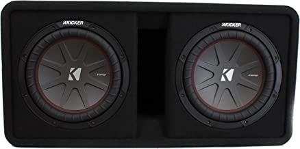 Best 2 10 inch subs kicker Reviews