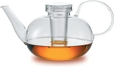 jenaer glass teapot