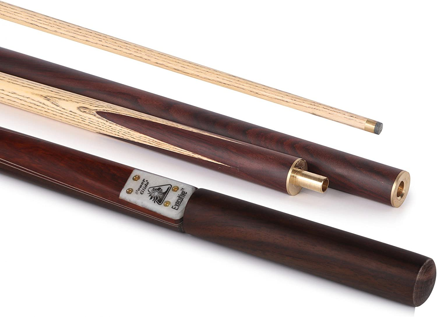 POWERGLIDE EXECUTIVE 3 4 JOINTED TOURNAMENT SNOOKER CUE CUE CUE IN