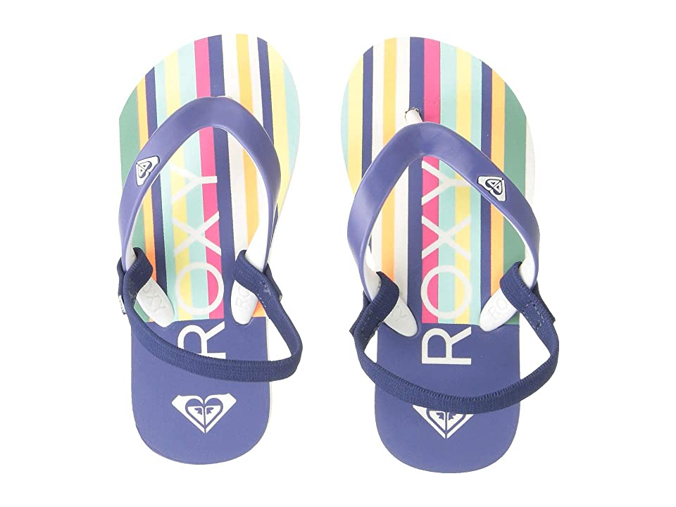 Roxy Kids Tahiti VI (Toddler) (Blue Surf) Girls Shoes