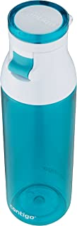 Contigo Jackson Reusable Water Bottle, 24oz, Scuba