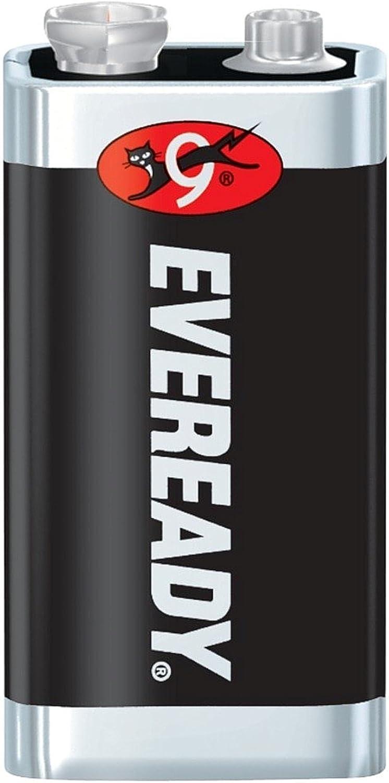 Eveready Super San Antonio Mall Heavy Duty Battery 9V ea 1 SALENEW very popular 3 of Pack