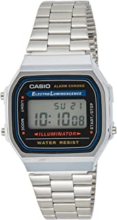 Casio Silver Vintage Series A168Wa-1 Watch