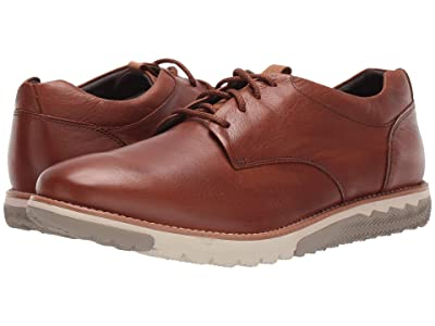 Hush Puppies Expert PT Lace-Up (Cognac Leather) Men