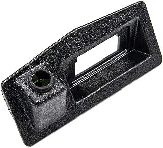 HD 1280x720p Rear Reversing Backup Camera Rearview Tailgate Handle Replacement Camera Night Vision Ip69k Waterproof for Cadillac ATS/Cadillac XTS 2013 2014 2015