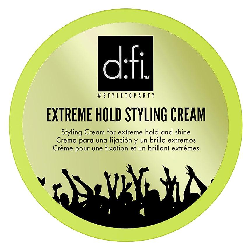 劇場浸透する冊子D:fi Extreme Hold Styling Cream 75g