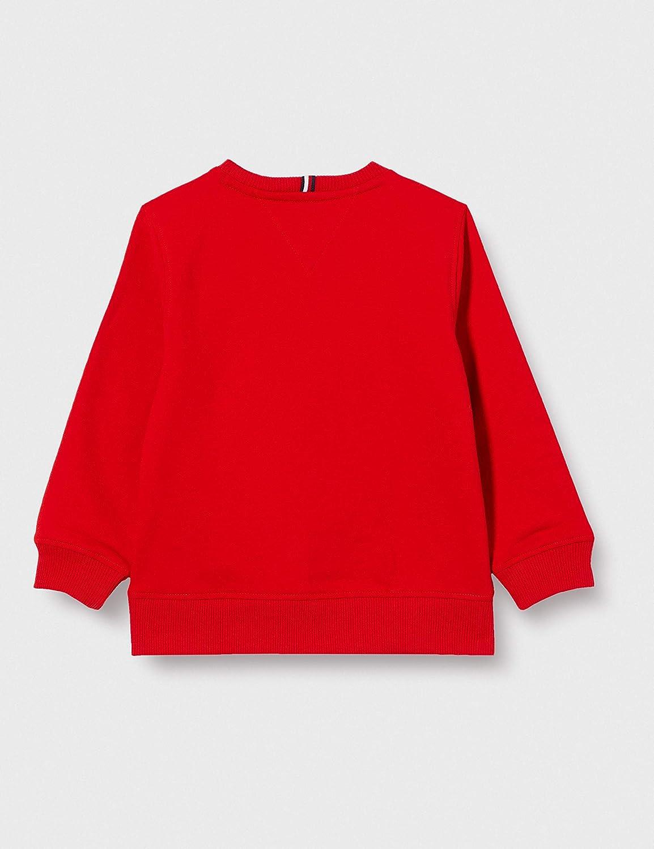 Tommy Hilfiger Jungen Essential Cn Sweatshirt Pullover