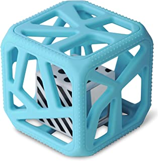 Malarkey Kids Chew Cube, Blue