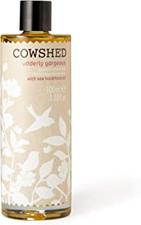 Cowshed Udderly Gorgeous Stretch Mark Oil for Unisex, 3.38 Ounce
