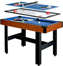 Hathaway Triad 48 in. 3 in 1 Multi-Game Table