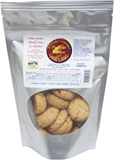 Dixie Carb Counters Peanut Butter Everyday Gourmet Good Cookie 4 oz. bag