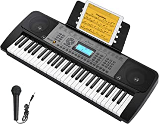 Donner DEK-510 54 Keys Electronic Keyboard Portable Electric
