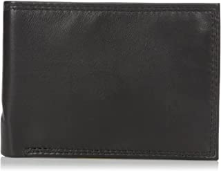 Men's Emblem Double Id Billfold Wallet