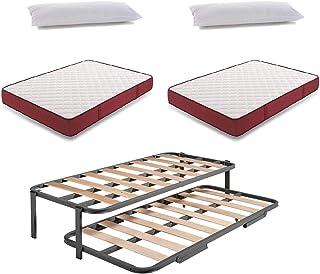Amazon.es: somier cama nido