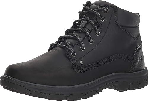 Skechers Men's Segment-Garnet Chukka Boots