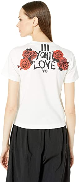 Love Tubular Short Sleeve Tee