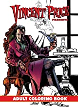 Vincent Price Presents: Adult Coloring Book
