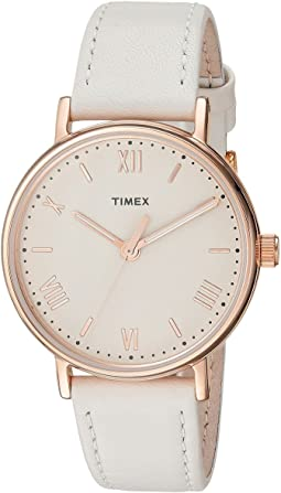 Timex - Southview 37 Leather Strap