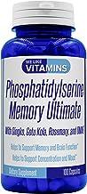 Phosphatidylserine Memory Ultimate with Ginkgo, Gotu...