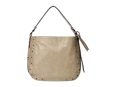 Jessica Simpson Delfina Hobo (Taupe) Handbags