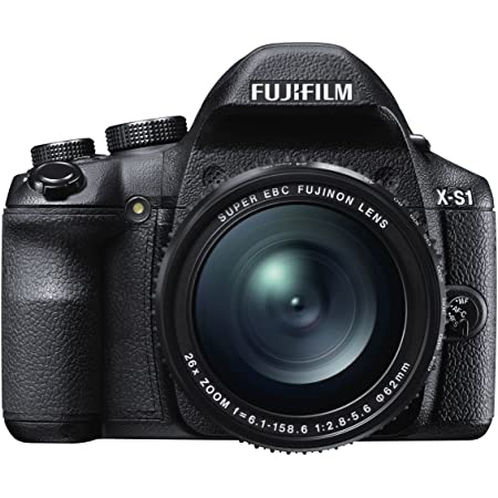 FUJIFILM デジタルカメラ X-S1 光学26倍 F FX-X-S1