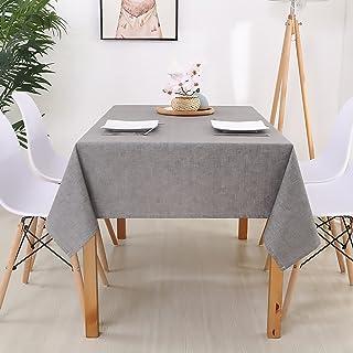 Tafelkleed olie-proof/waterdicht/rimpelvrij/vlekbestendig polyester tafelkleed keuken kamer rechthoek tafelblad decoratie ...