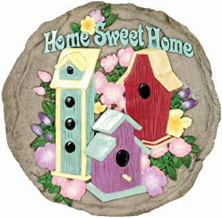 Spoontiques 13370 Sweet Home Stepping Stone, Multi