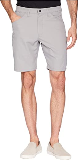 Straight Fit Smart 360 Flex Shorts