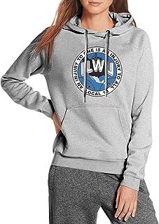 WJINX ILWU-Local-13 Men's Classic Pullover Hoodie Slim Fit Sweatshirts with Pockets