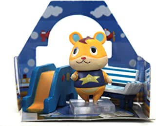 Animal Crossing New Leaf Jump Out House & Furniture Figure Collection - Hamlet & Furniture