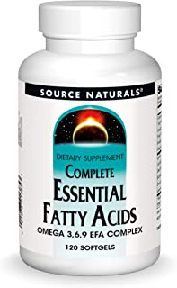 Source Naturals Essential Fatty Acids (Complete), 120 Softgels
