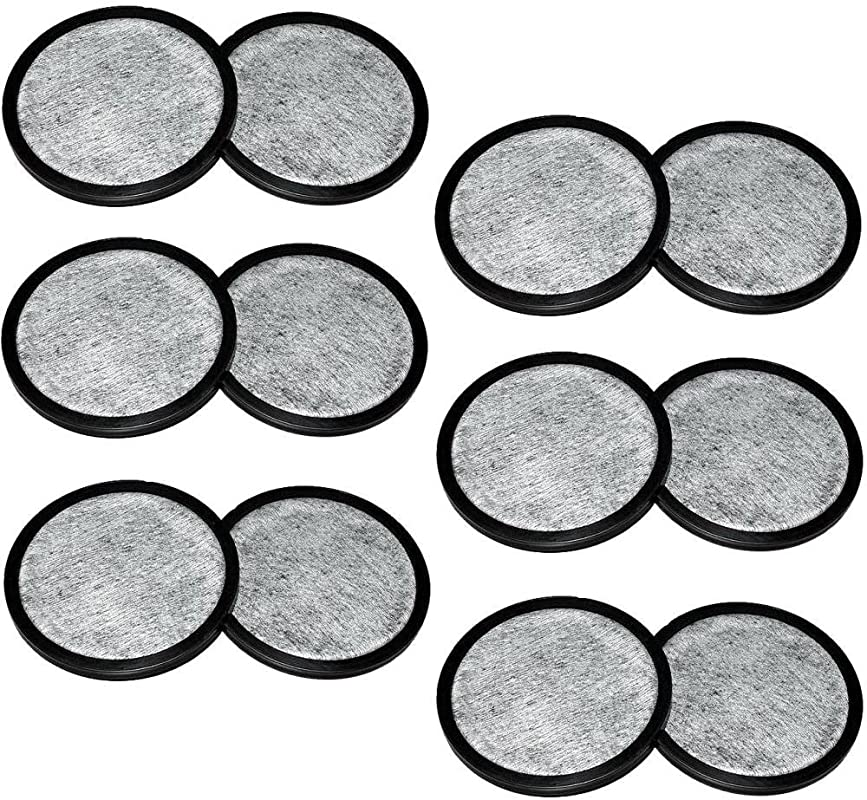 Everyday 12 Replacement Charcoal Water Filters For Mr Coffee Machines