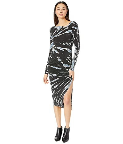 Young Fabulous & Broke Shayla Dress (Black Windmill) Women