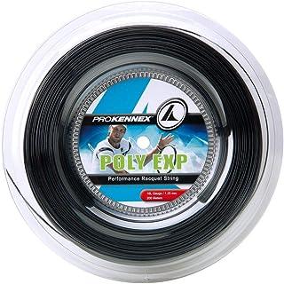 Corda Prokennex Poly Exp 16L 1.25mm Preta Rolo com 200 metros