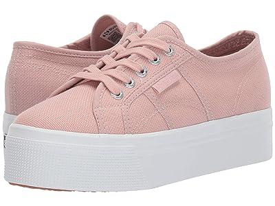Superga 2790 Acotw Platform Sneaker (Pink Smoke) Women