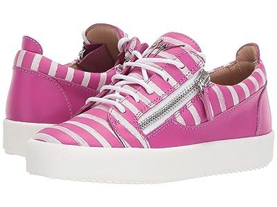 Giuseppe Zanotti RS90057 (White/Pink) Women