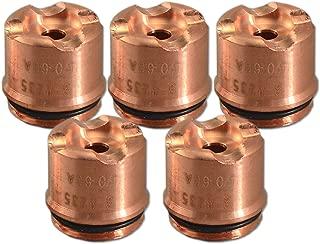 9-8235 Thermal Dynamics SL60/SL100 A120 Shield Cup 50-60Amp Plasma Cutter Torch 5PK