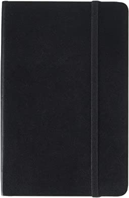 Classic Ruled Soft Pocket Notebook