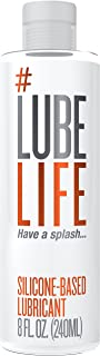 Lube Life #Lubelife Anal Lubricant - Thick Silicone Based Lube, Waterproof Anal Sex Lube For Men, Women And Couples (Free ...