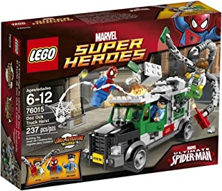 LEGO Super Heroes: Marvel Doc Ock Truck Heist (76015)