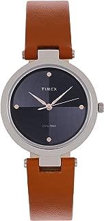 Timex Analog Black Dial Women's Watch-TWEL11814