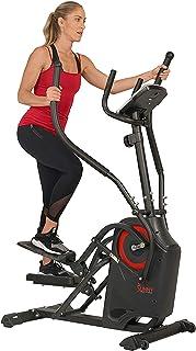 Sunny Health & Fitness Unisex Adult Sf-E3919 Premium Cardio Climber - Black, One Size