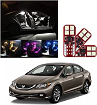 Best honda civic interior accessories Reviews
